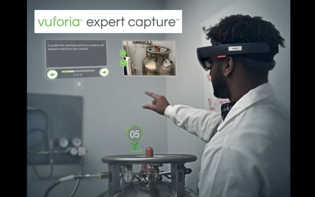 Powerful AR-Enabled Instructions to Improve Workforce Quality and Agility in Manufacturing