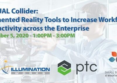 Augmented Reality Tools to Increase Workforce Productivity Across the Enterprise