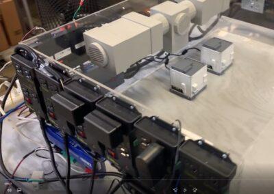 Micro-Model Machine Shop Simulator – Smart Factory